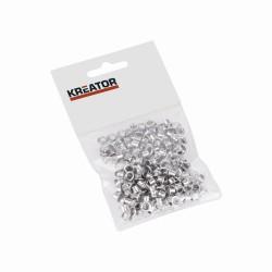 KRT616103 - Kroužky hliník...